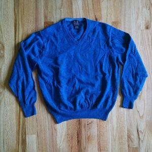 Jos. A. Bank 100% Italian Merino Wool sweater